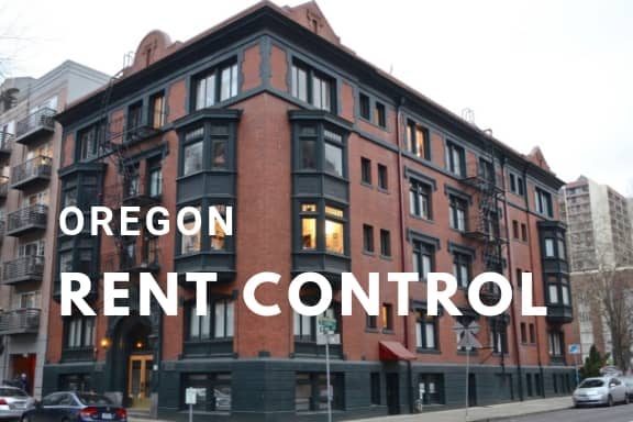 Oregon Rent Control