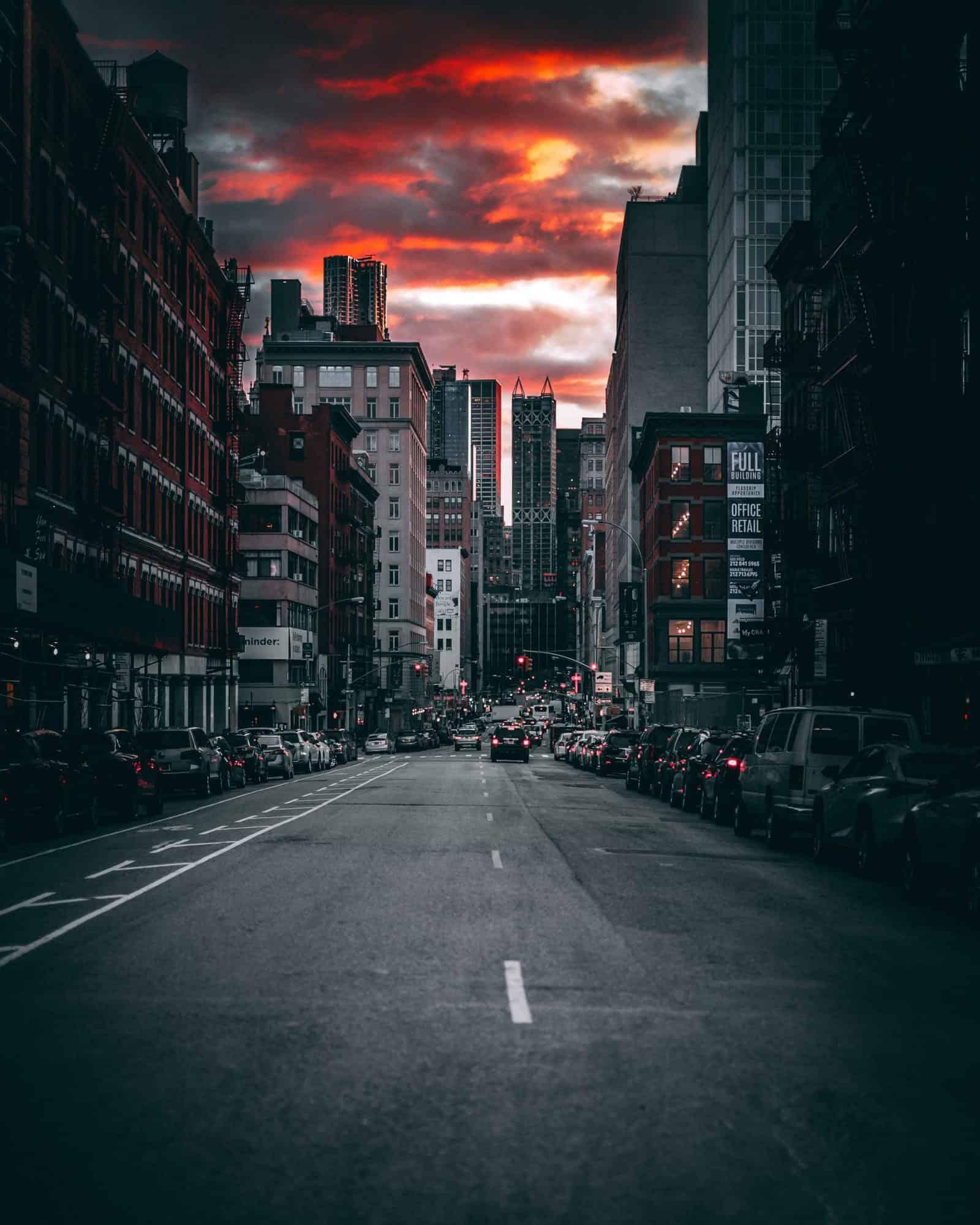 Urban exodus