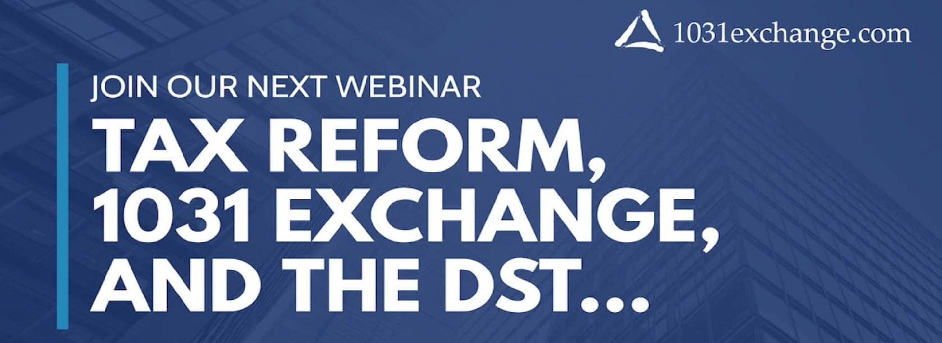 Tax Reform Webinar 2